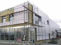 Реставрация , ремонт фасадов, Фасадное утепление базальтом, пенопластом, минватой