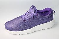 Подростковая спортивная обувь. Кроссовки для девочек от фирмы Caroc 131L (8пар, 36-41)