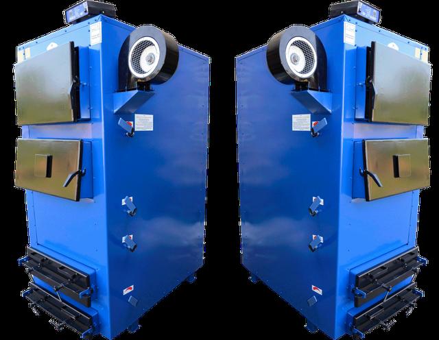 Твердотопливный котел Идмар GK-1-65 кВт