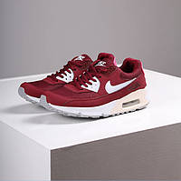 Кроссовки женские Nike Air Max 90 Dark Red