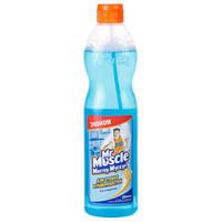 Средство Mr. Muscle для мытья стекол и поверхностей со спиртом 575 мл
