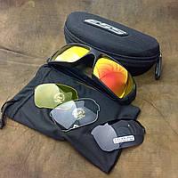 Тактические очки ESS Rollbar 4LS Kit (Реплика)