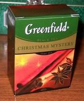 Greenfield Christmas Mistery 100 грамм