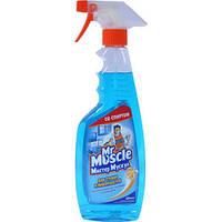 Средство Mr. Muscle для мытья стекол и поверхностей со спиртом 500 мл