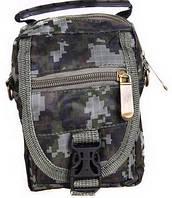 Компактная молодежная сумка камуфляж 301546