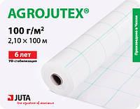 Агроткань белая (для теплицы) Agrojutex 100 г/кв.м 2,10 х 100 м