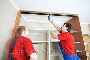 Сборка стенки, прихожие, шкафы