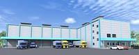 Проектирование Склады и складские помещения