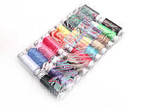 Нитки швейные цветные №40 ,20шт в упак