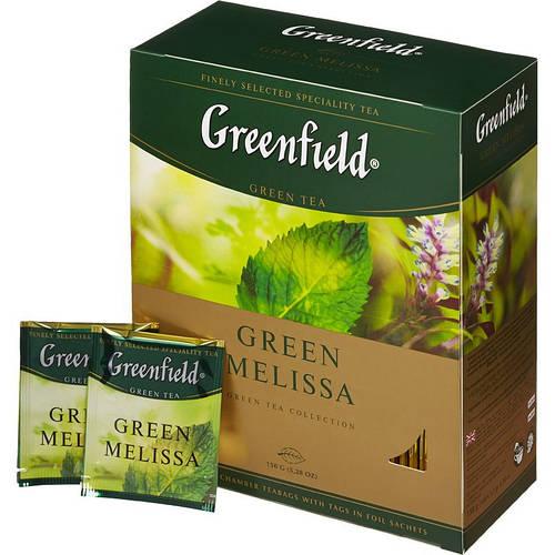 Greenfield Green Melissa 100 эконом пакет