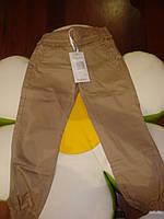 Красивые брюки, снизу на резинке, на кармане рюши, итальянский бренд взрослой и подростковой одежды Byblos