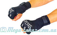 Перчатки с бинтом внутренние гелевые из неопрена Zel 6106: размер XL