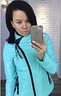 Весенняя  куртка . размеры 42-46