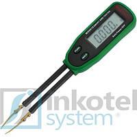 Mastech MS8910 Мультиметр Тестер для чип компонентов, 300/3K/30K/300K/3M/30M ±0.1 Ом