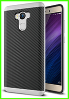 Чехол, бампер iPaky для Xiaomi redmi 4/4 pro (prime), (silver)