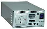 Как работает зарядное устройство на  ИБП ФОРТ