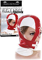Маска медсестры на голову Malpractice Mask