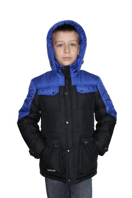 "Куртка демисезонная на мальчика ""Артур"""