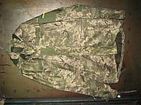 Куртка непромокаемая демисезонная мембрана дышащая Вооруженные Силы Украины.