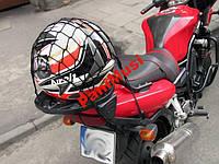 Сетка на багажник Мотоцикл, Скутер, Мото QUAD Новый комплект 1шт.