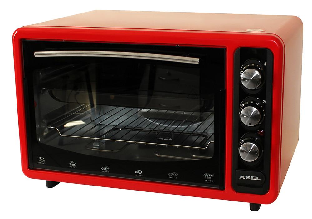 Электрическая духовка Asel-AF0123 объемом 40 литров