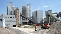 Металлоконструкции для  Цементного завода