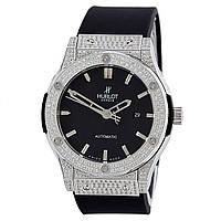 Часы Hublot Diamond Classic Black