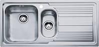 Мойка кухонная стальная Franke LLL 651 L