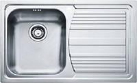 Мойка кухонная стальная Franke LLL 611-79 L