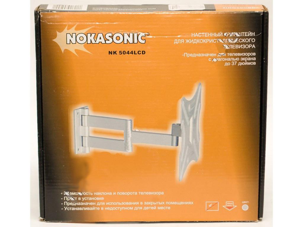 "Настенный кронштейн  диагональ до 37"" Nokasonic NK5044LCD"
