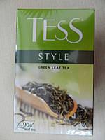 Чай зеленый Tess Style 100 грамм