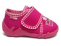 Детская обувь летние балетки для девочки. Ортопедическая вкладка Renbut модель13-110 размер 19-25