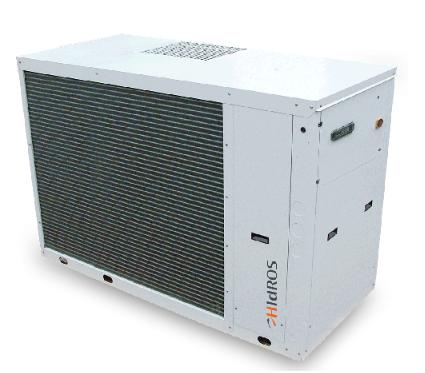 CDA-070- водяной чиллер с воздушным охлаждением и центробежными вентиляторами