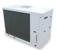 CDA-240- водяной чиллер с воздушным охлаждением и центробежными вентиляторами