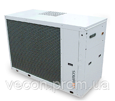 CDA-045- водяной чиллер с воздушным охлаждением и центробежными вентиляторами