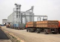 Строительство Комплекса по приему, хранению и отгрузки зерновых