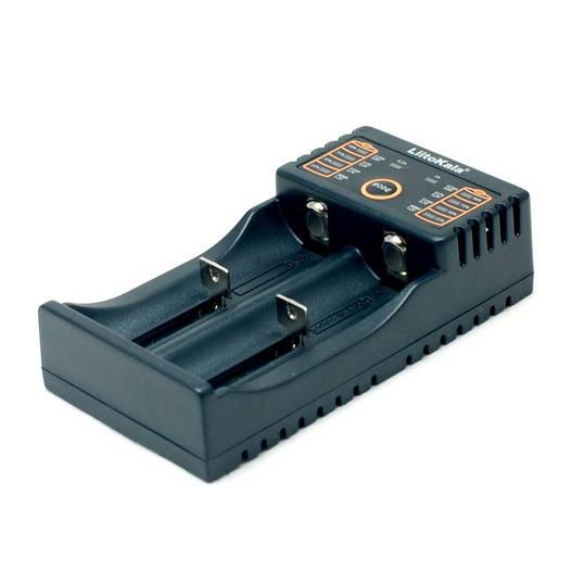 Зарядное устройство Liitokala Lii-202 на 2 слота