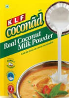 """Масло кокосовое KLF Virgin пищевое премиум класса первого холодного отжима  молоко кокосовое  """"Coconad""""пищевое,концентр.300 г"""