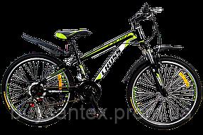 """Велосипеды TM Cross Atlas 24"""" Титан бесплатная доставка"""
