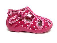 Детские сандали для девочки Renbut 13-128 размер 19-25 Ортопедическая вкладка
