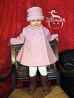 Пальто для маленької леді