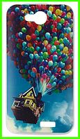 Чехол, бампер с рисунком воздушных шаров для смартфона Blackview A5