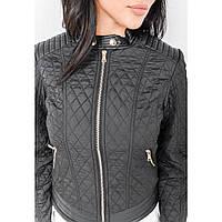 Женская демисизонная стеганная куртка. Бесплатная Доставка