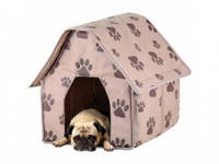 Складной и переносной домик для собаки, кошки Бесплатная доставка