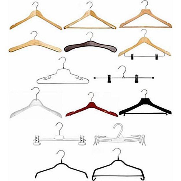 Плечики, вешалки, тремпель,чехлы для одежды.