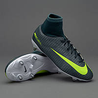 Детские футбольные бутсы Nike Mercurial Victory VI CR7 Junior Dynamic Fit SG (Оригинал)