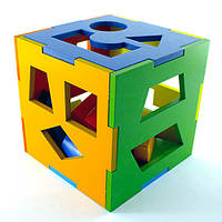 Куб сортер, NATI, фото 1