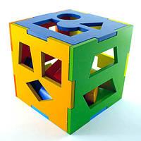 Куб сортер, NATI