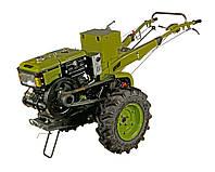 Мотоблок дизельный Кентавр МБ 1012Е-3