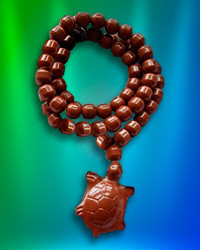 Ожерелье турманиевое (М-11)